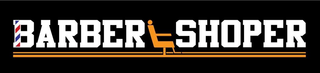 Logo Barbershoper (чёрный)