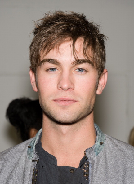 NEW YORK, NY - FEBRUARY 15: Actor Chace Crawford attends the Diesel Black Gold Fall 2011 fashion show during Mercedes-Benz Fashion Week at Pier 94 on February 15, 2011 in New York City. (Photo by Gilbert Carrasquillo/FilmMagic)