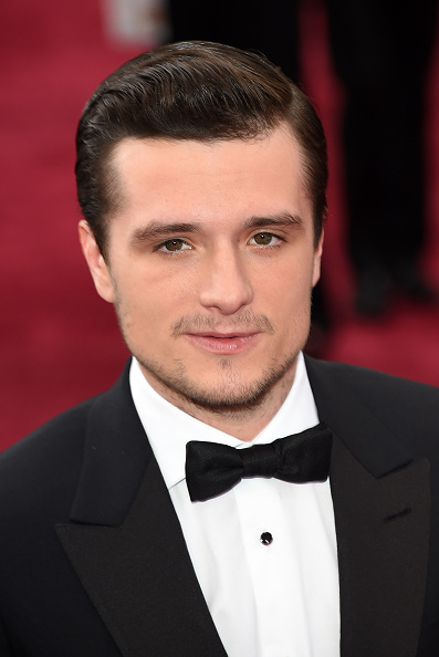 HOLLYWOOD, CA - FEBRUARY 22: Actor Josh Hutcherson attends the 87th Annual Academy Awards at Hollywood & Highland Center on February 22, 2015 in Hollywood, California. (Photo by Ethan Miller/WireImage)