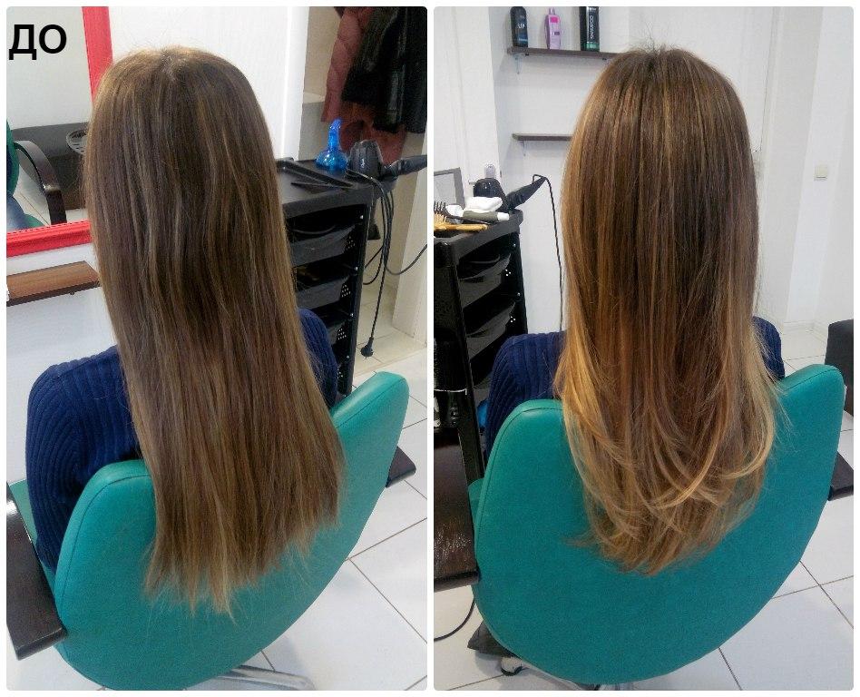 Реконструкция волос joico