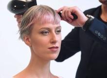 Как это делается: текстурная укладка на короткие волосы от STRUCTURE