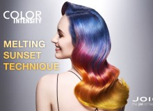 JOICO Color Intensity: окрашивание Melting Sunset