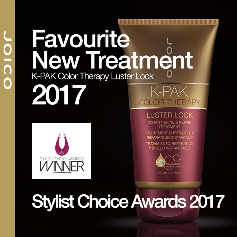 награды JOCIO 2017 Luster Lock